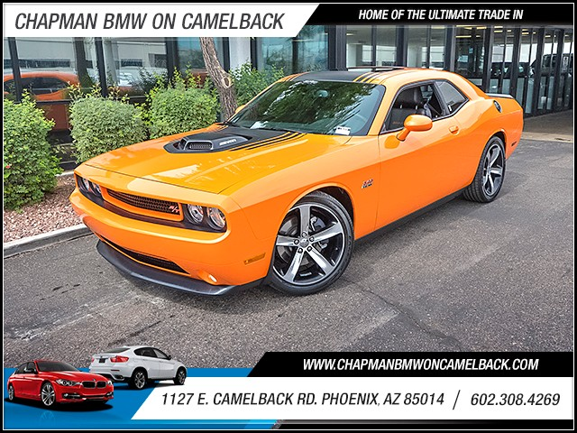2014 Dodge Challenger RT Shaker Package 20534 miles Wireless data link Bluetooth Cruise control