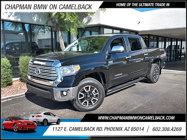 2016 Toyota Tundra Limited Crew Cab 2025 miles 6023852286 1127 E Camelback Rd Chapman Value
