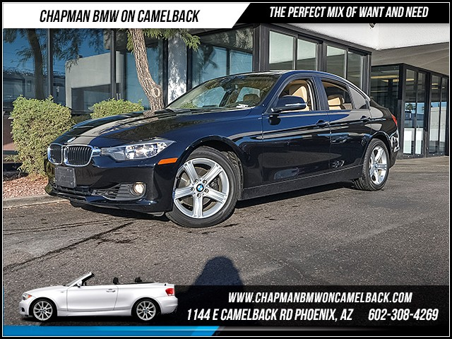 2013 BMW 3-Series Sdn 328i xDrive 54047 miles Premium Package Cold Weather Package Phone hands