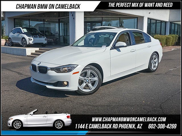 2015 BMW 3-Series Sdn 328i 47533 miles 6023852286 - 12th St and Camelback Chapman BMW on Camel