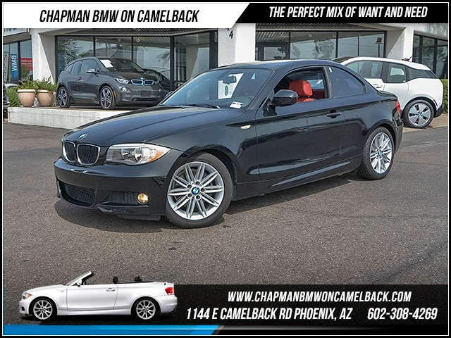 2012 BMW 1-Series 128i 39380 miles M Sport Package Phone pre-wired for phone BMW Assist wBluet