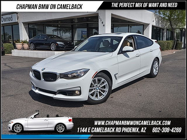 2014 BMW 3-Series Wgn 328i xDrive Gran Turismo 17178 miles 6023852286 - 12th St and Camelback