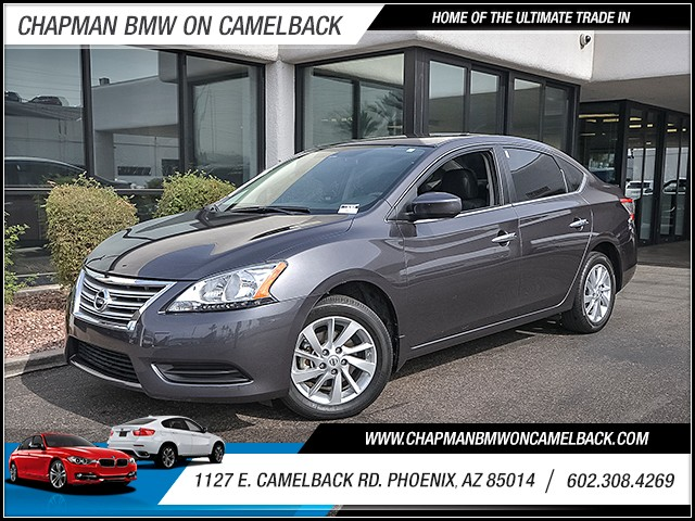 2015 Nissan Sentra SV 30933 miles 6023852286 1127 E Camelback Rd Summer Sales Event on Now