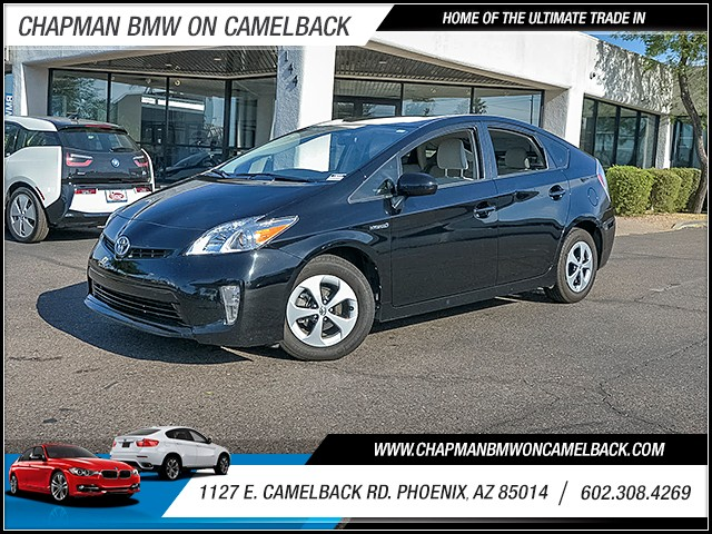 2014 Toyota Prius Three 59667 miles Wireless data link Bluetooth Phone hands free Real time tra