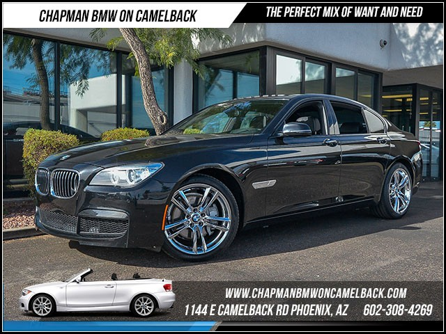 2014 BMW 7-Series 740i 55735 miles M Sport Package Executive Package Sport Package Satellite c