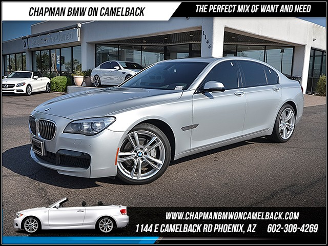 2014 BMW 7-Series 740i 28306 miles Executive Package M Sport Package Sport Package Wireless da