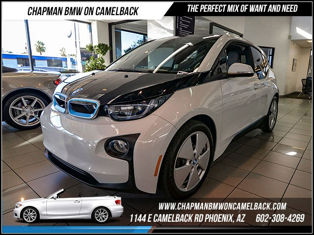 2014 BMW i3 23429 miles Mega World Tech  Driving Assist Package Satellite communications BMW A