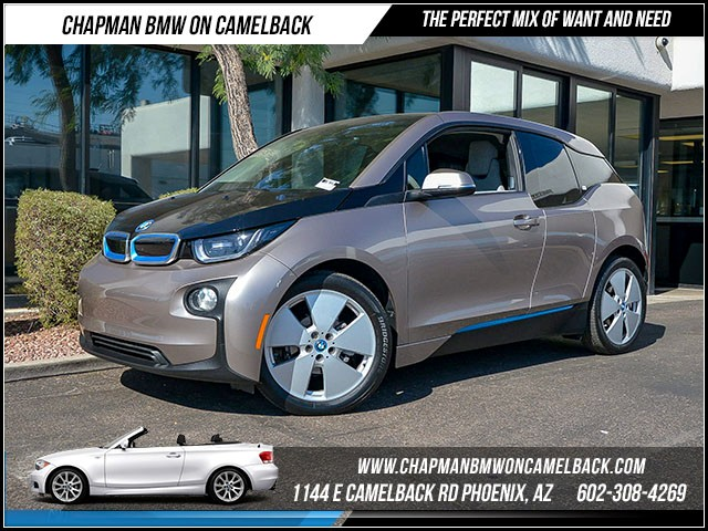 2014 BMW i3 11340 miles Mega World Range extender Satellite communications BMW Assist Wireless