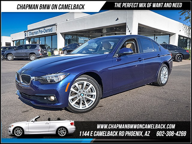 2016 BMW 3-Series Sdn 320i 15038 miles 6023852286 - 12th St and Camelback Chapman BMW on Camel