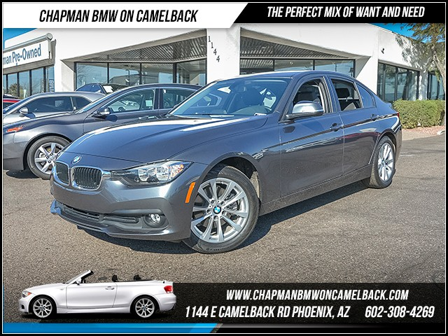 2016 BMW 3-Series Sdn 320i 17974 miles 6023852286 - 12th St and Camelback Chapman BMW on Camel