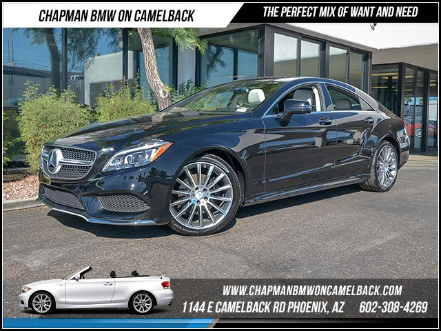 2016 Mercedes CLS-Class CLS400 6600 miles PRE-OWNED YEAR END SALE Now through the end of Decem