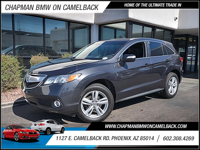 2014 Acura RDX wTech 51063 miles Real time traffic Electronic messaging assistance with read fu