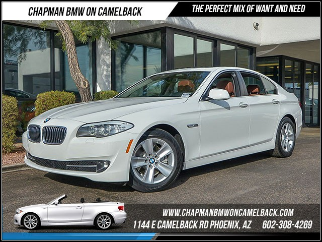 2013 BMW 5-Series 528i Prem Tech Nav 22626 miles Certified Year End Sales Event Exclusively at 11