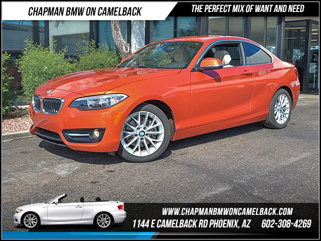 2016 BMW 2-Series 228i 14194 miles 6023852286 - 12th St and Camelback Chapman BMW on Camelback