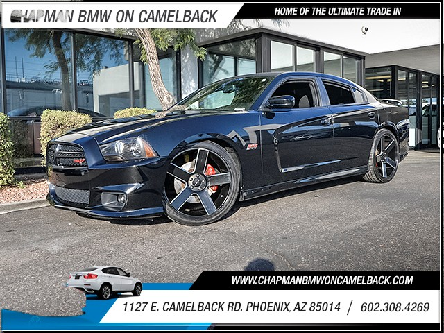 2012 Dodge Charger SRT8 Super Bee 61484 miles Cars in stock as available at special discounting a