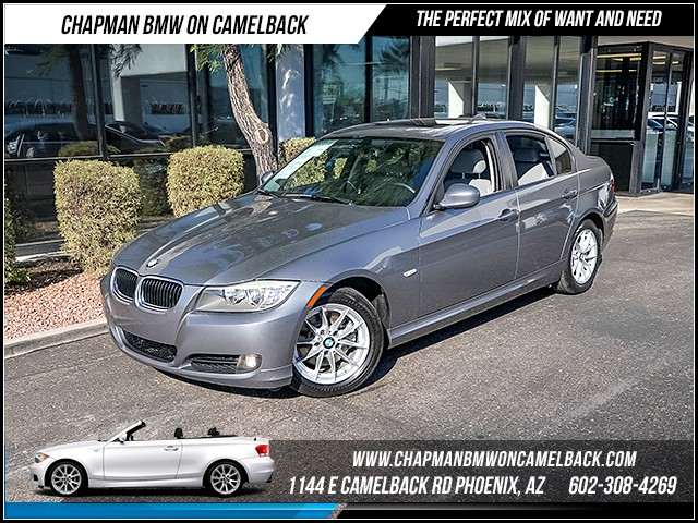 2010 BMW 3-Series Sdn 328i Prem pkg 85734 miles 602385228612th St and Camelback Chapman BM
