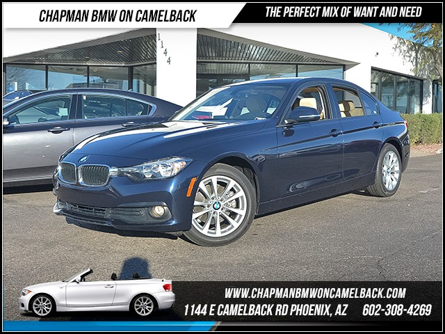 2016 BMW 3-Series Sdn
