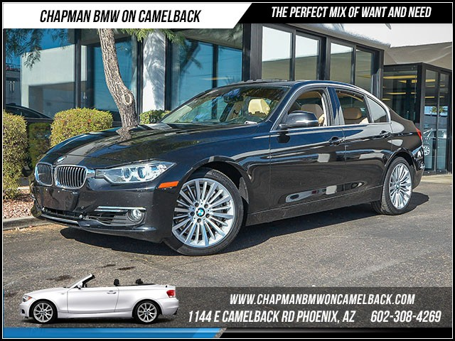 2012 BMW 3-Series Sdn 335i 93178 miles Luxury Line Premium Package Technology Package Cold Wea