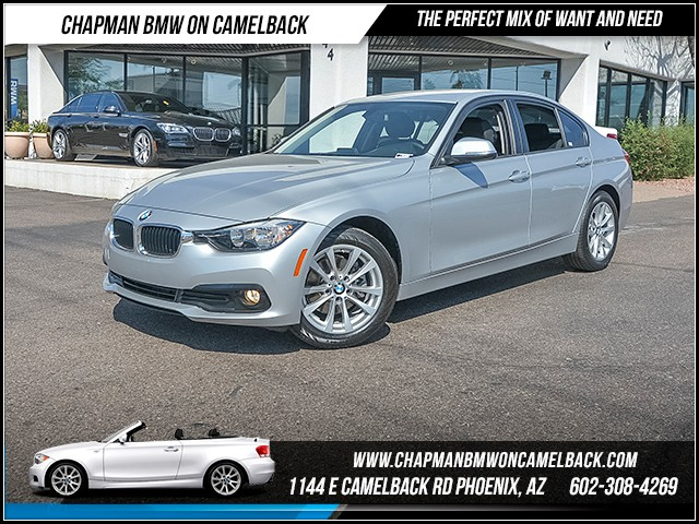 2016 BMW 3-Series Sdn 320i 14463 miles 6023852286 - 12th St and Camelback Chapman BMW on Camel
