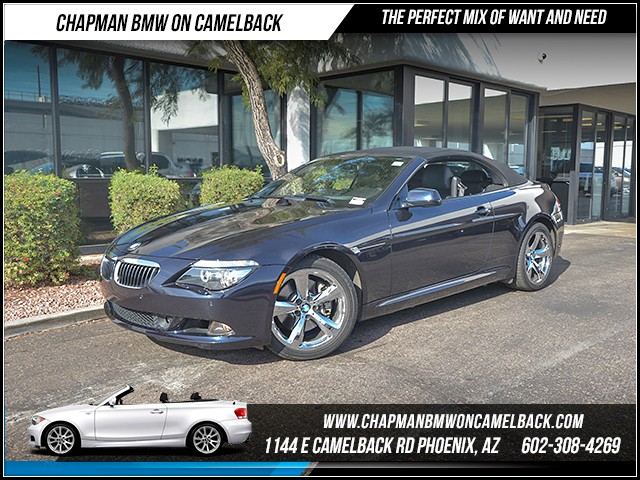 2010 BMW 6-Series 650i 34440 miles Sport Package Cold Weather Package Premium Sound Package Ni