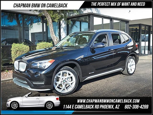 2015 BMW X1 sDrive28i 22688 miles xLine Phone hands free Wireless data link Bluetooth Satellit