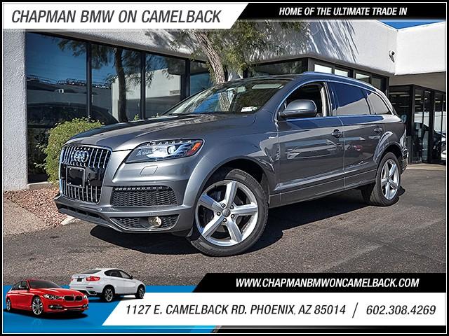 2010 Audi Q7 36 quattro Prem Plus 50899 miles 6023852286 1127 E Camelback Rd Chapman Value