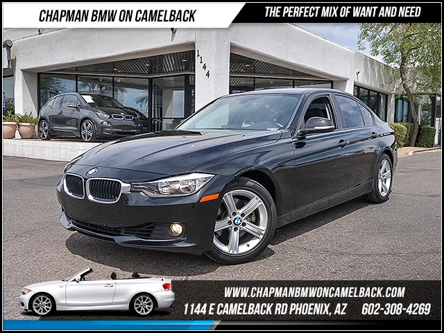 2013 BMW 3-Series Sdn 328i 47745 miles Technology Package Heated front seats Phone hands free