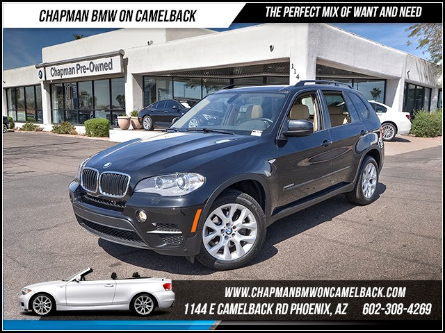 2013 BMW X5 xDrive35i Premium 42545 miles Cold Weather Package Heated front seats Satellite com