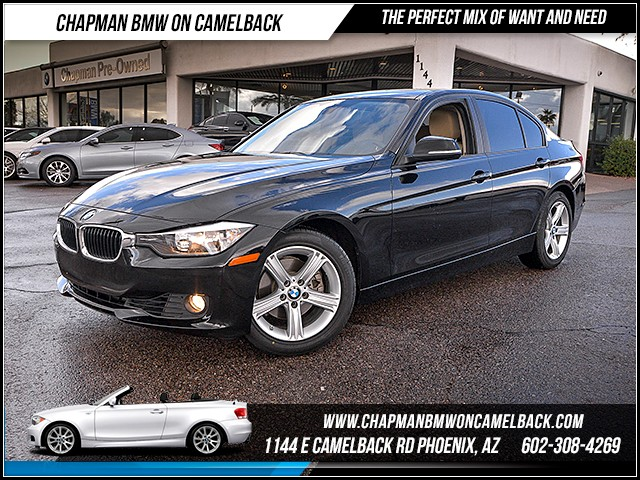 2013 BMW 3-Series Sdn 328i 36444 miles Premium Package Technology Package Phone hands free Wir