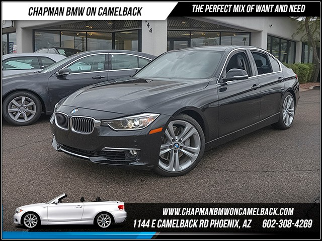 2013 BMW 3-Series Sdn ActiveHybrid 3 70751 miles Luxury Line Premium Package Technology Package
