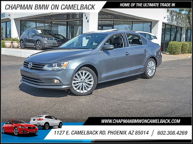 2015 Volkswagen Jetta SE PZEV 24298 miles Wireless data link Bluetooth Cruise control Power doo
