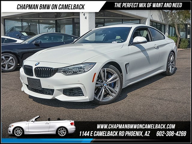 2014 BMW 4-Series 435i 36232 miles M Sport Driving Assistance Package Premium Package Dynamic