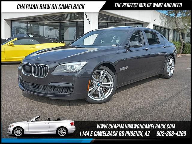 2014 BMW 7-Series 740Li 34907 miles 6023852286 - 12th St and Camelback Chapman BMW on Camelbac
