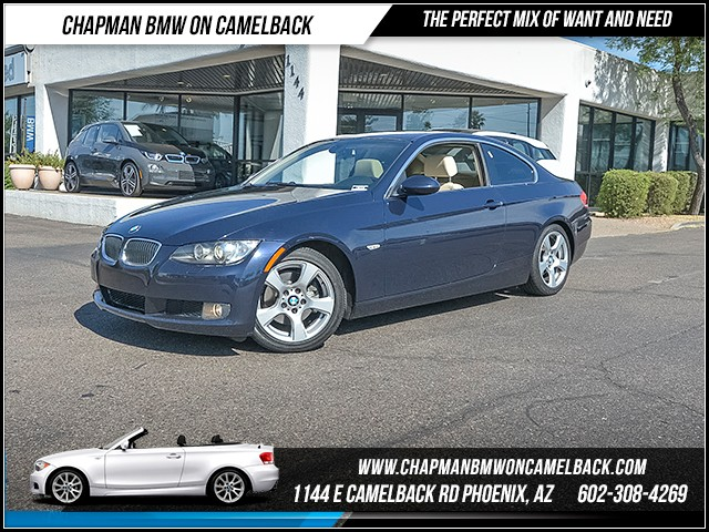 2009 BMW 3-Series Cpe 328i 78691 miles 6023852286 - 12th St and Camelback Chapman BMW on Camel