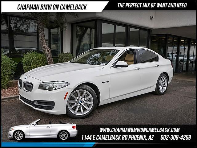 2014 BMW 5-Series 535i 55613 miles Premium Package Driving Assistance Package Harman Kardon sur