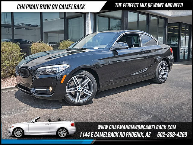 2017 BMW 2-Series 230i 1864 miles Sport Line Driving Assistance Package Premium Package Heated