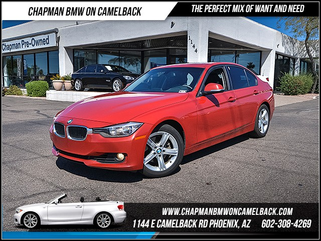2013 BMW 3-Series Sdn 328i 59688 miles Wireless data link Bluetooth Satellite communications BMW