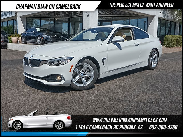 2014 BMW 4-Series 428i 26948 miles 6023852286 - 12th St and Camelback Chapman BMW on Camelback