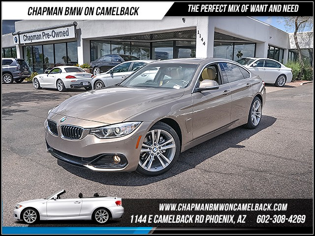 2016 BMW 4-Series 428i Gran Coupe SportDriver Ass 24776 miles 6023852286 - 12th St and Camelba