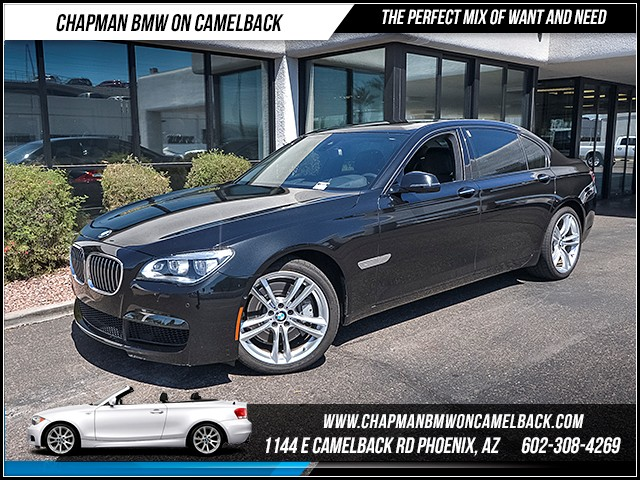 2013 BMW 7-Series 750Li 39953 miles M Sport Package Executive package Driving Assistance Packag