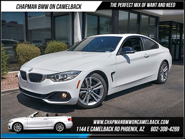 2015 BMW 4-Series 428i 26609 miles 6023852286 - 12th St and Camelback Chapman BMW on Camelback