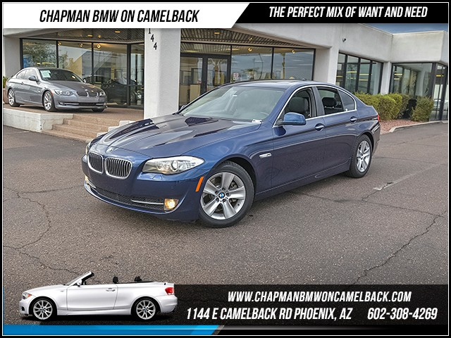 Pre Owned BMW 5 Series Under $500 Down