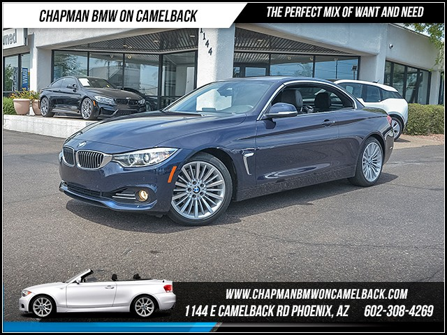 2014 BMW 4-Series 428i 25801 miles 6023852286 - 12th St and Camelback Chapman BMW on Camelback