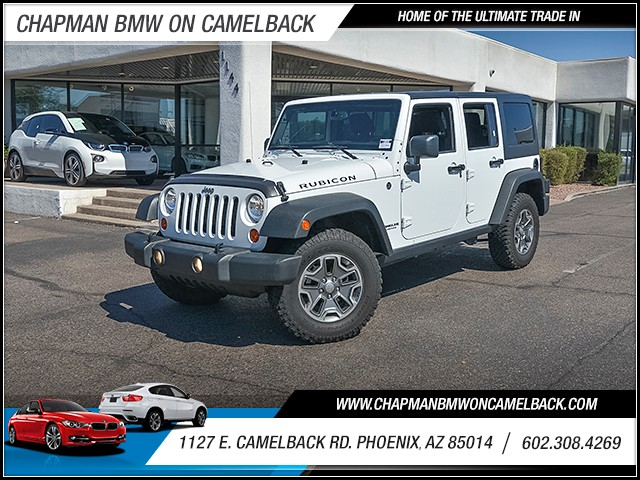 2013 Jeep Wrangler Unlimited Rubicon 13028 miles 6023852286 1127 E Camelback Rd Summer Sales