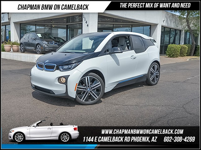2015 BMW i3 20503 miles Mega World Wireless data link Bluetooth Phone hands free Satellite com