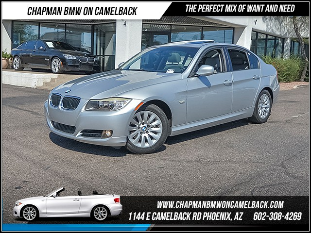 2009 BMW 3-Series 328i 65091 miles Premium Package Cruise control 2-stage unlocking doors Stee