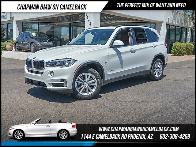 2014 BMW X5 xDrive35d 49150 miles 6023852286 - 12th St and Camelback Chapman BMW on Camelback