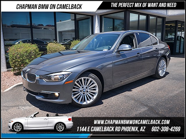 2014 BMW 3-Series Sdn 328i 77303 miles Luxury Line Premium Package Driving Assistance Package