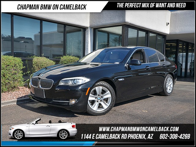 2013 BMW 5-Series 528i 70970 miles 6023852286 - 12th St and Camelback Chapman BMW on Camelback