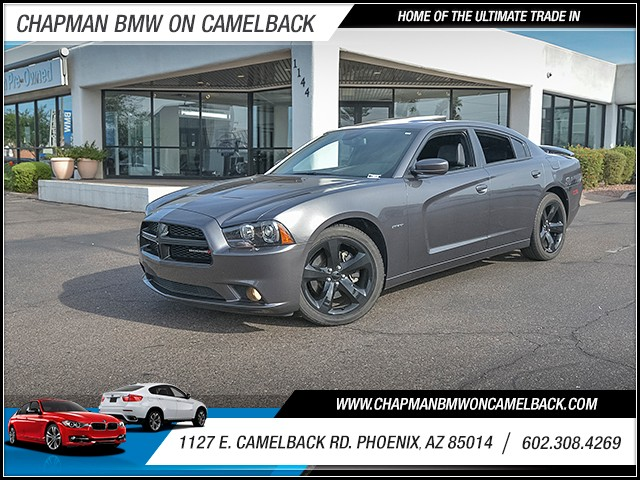 2014 Dodge Charger RT Road and Track 32149 miles 6023852286 1127 E Camelback Rd Memorial Da